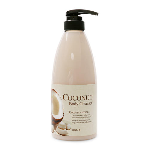 Sữa tắm tinh chất dừa Welcos Coconut Body Cleanser