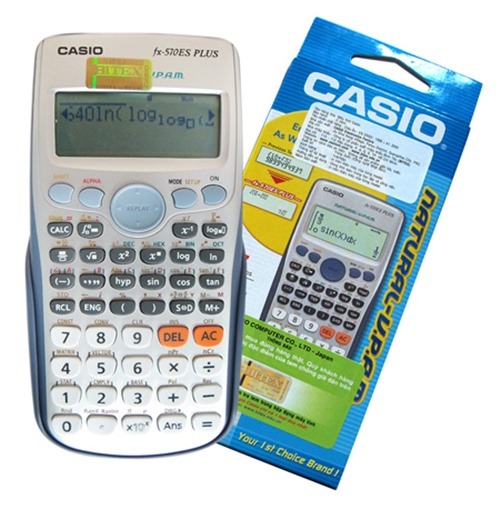 Casio FX-570ES PLUS
